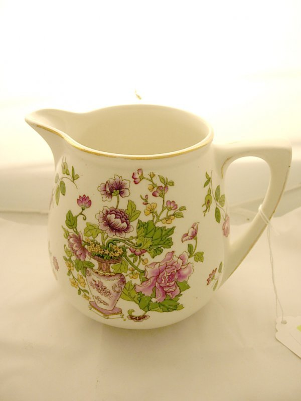 2024: Imperial Porcelain Wedgwood Pitcher