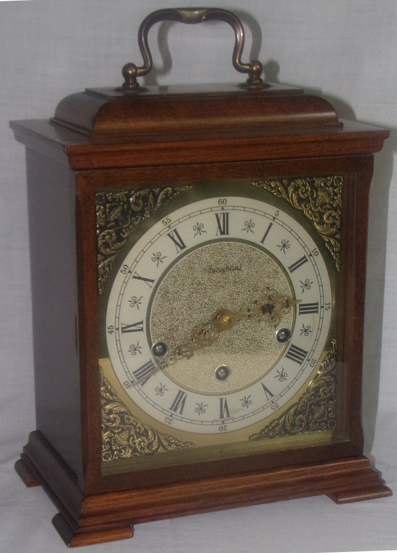Reproduction Bracket Clock