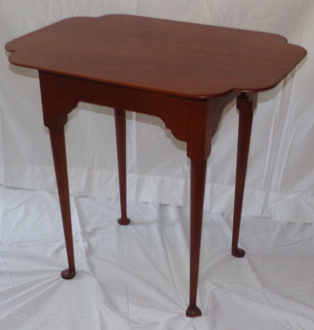 Stylized Tea Table - Eldred Wheeler