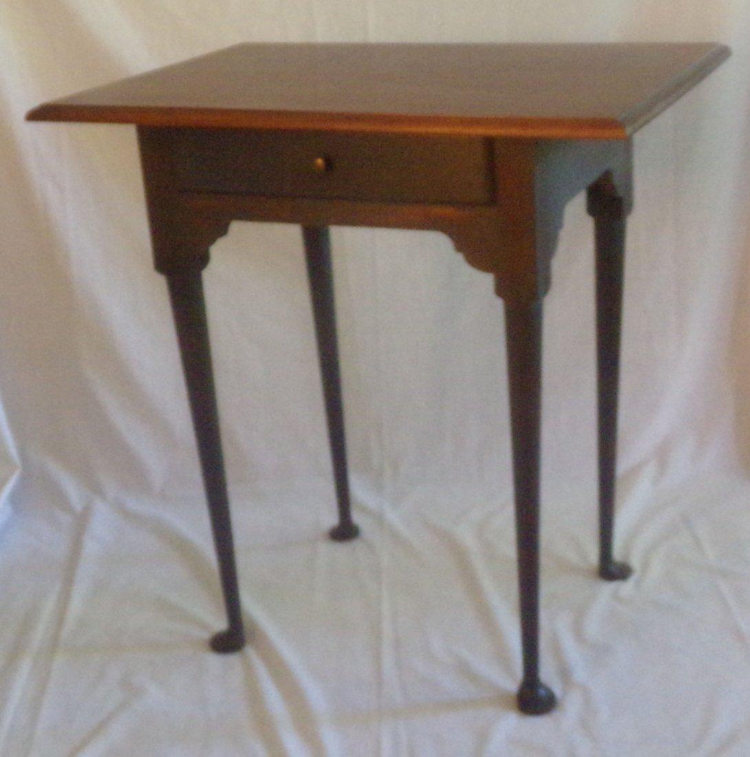 Stylized Side Table - Eldred Wheeler
