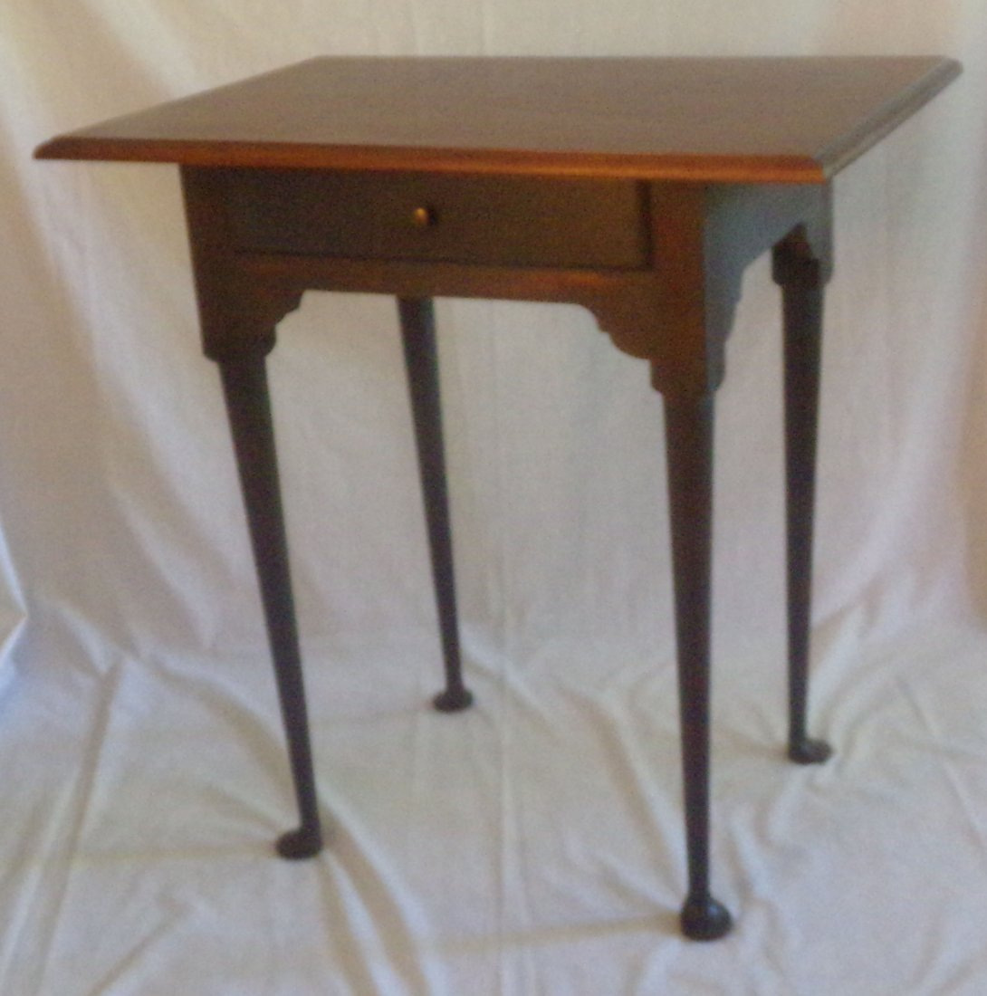 Stylized Side Table - Eldred Wheeler