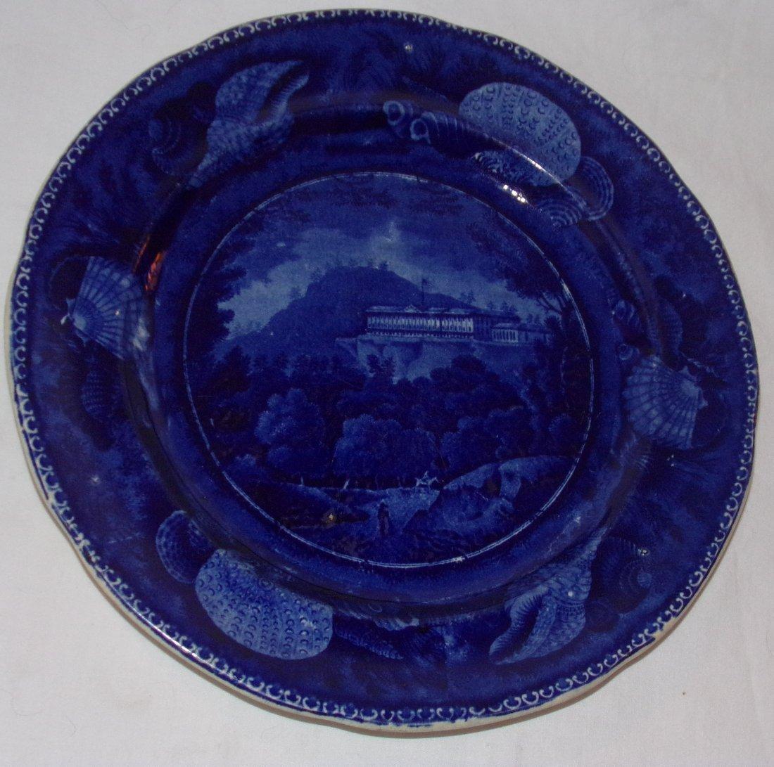 Staffordshire Plate