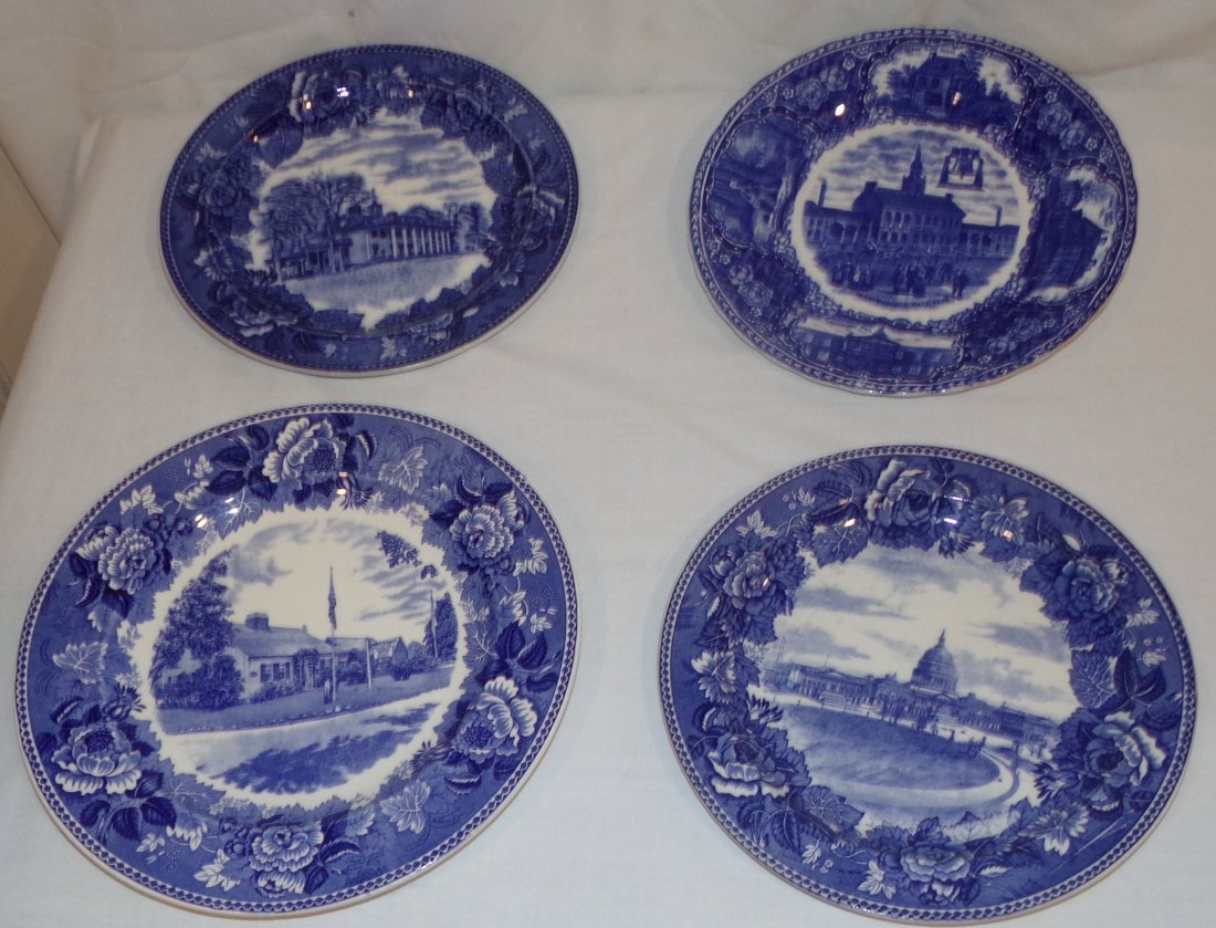 Grouping B&W Historical Plates