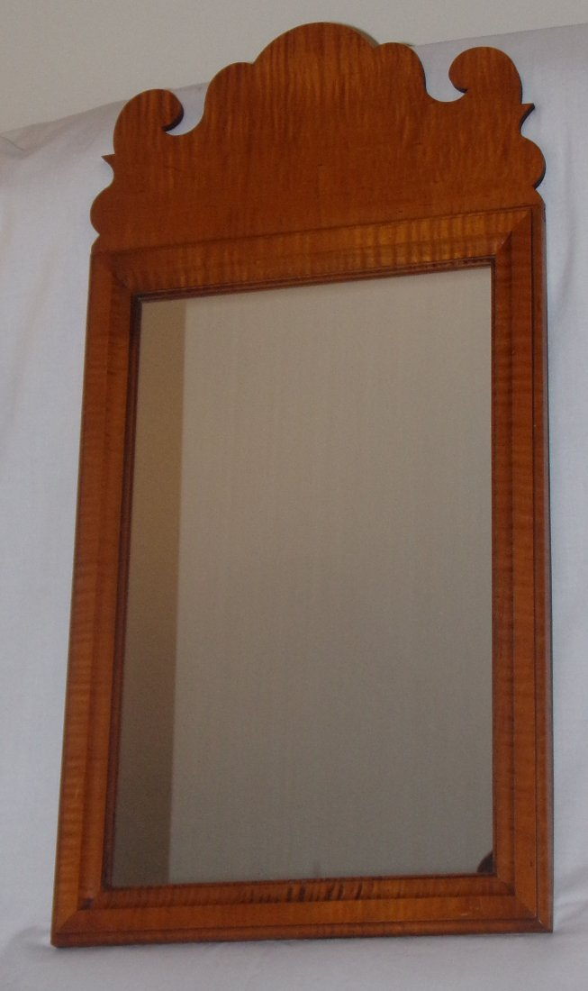 Fretwork Hanging Mirror - Eldred Wheeler