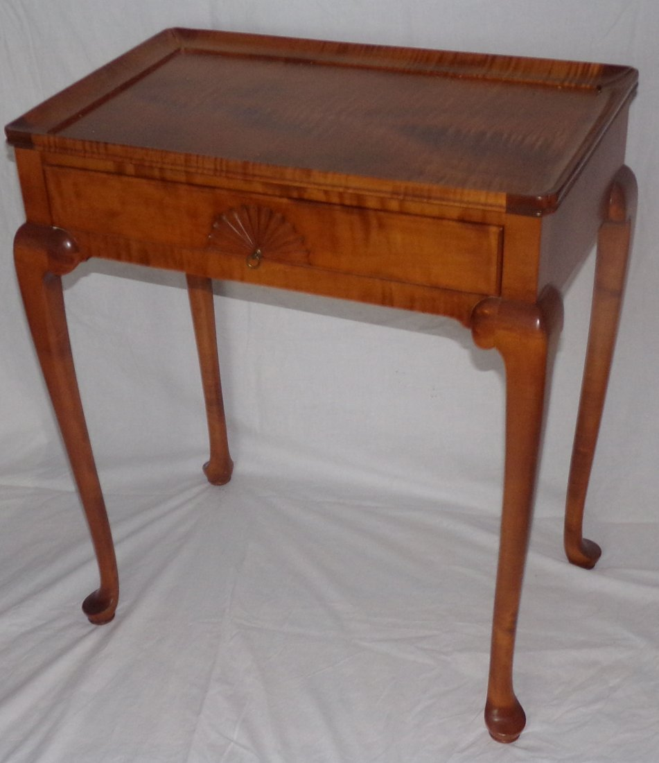 Cabinet Made Stand - Lloyd Parsell