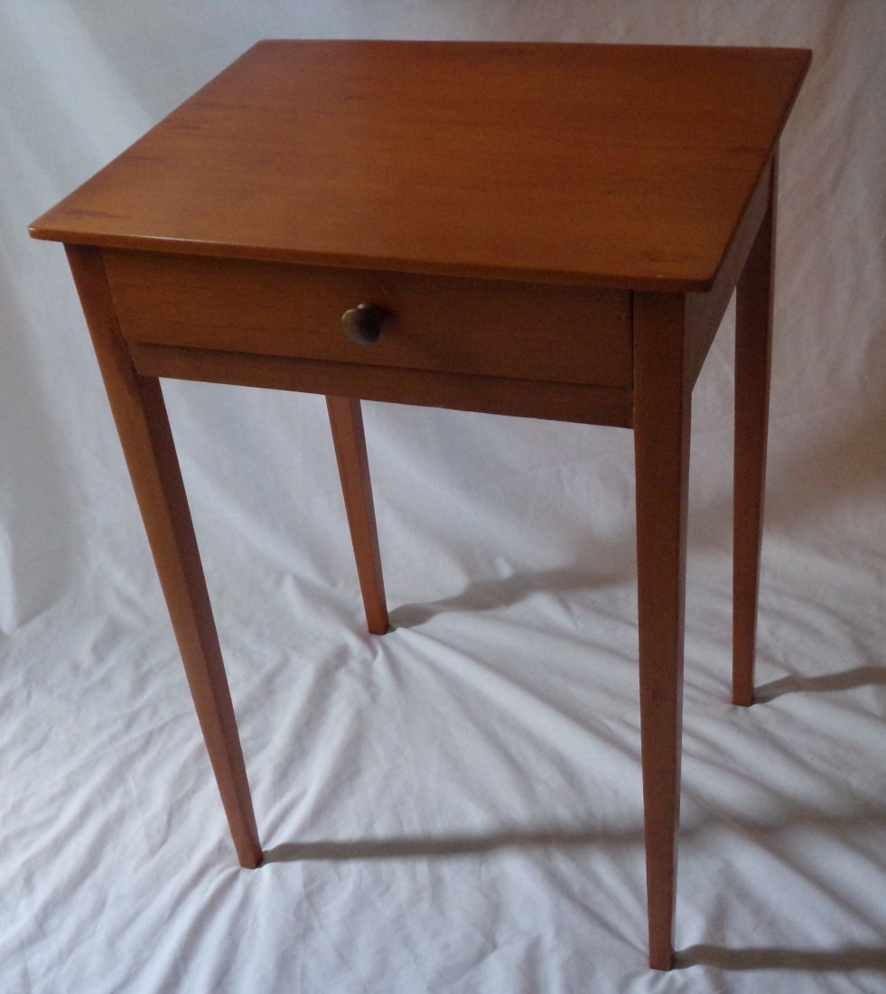Antique Country Work Table