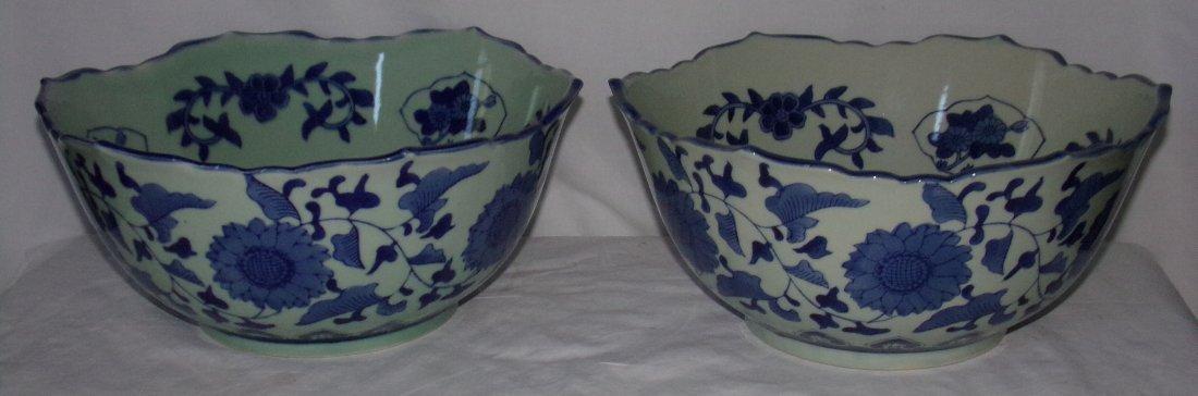 Modern Asians Center Bowls