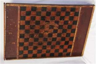 Primitive Checkered Board