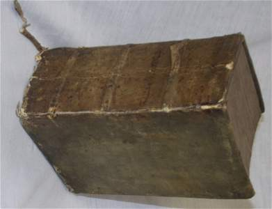 Vintage Hard Cover Book
