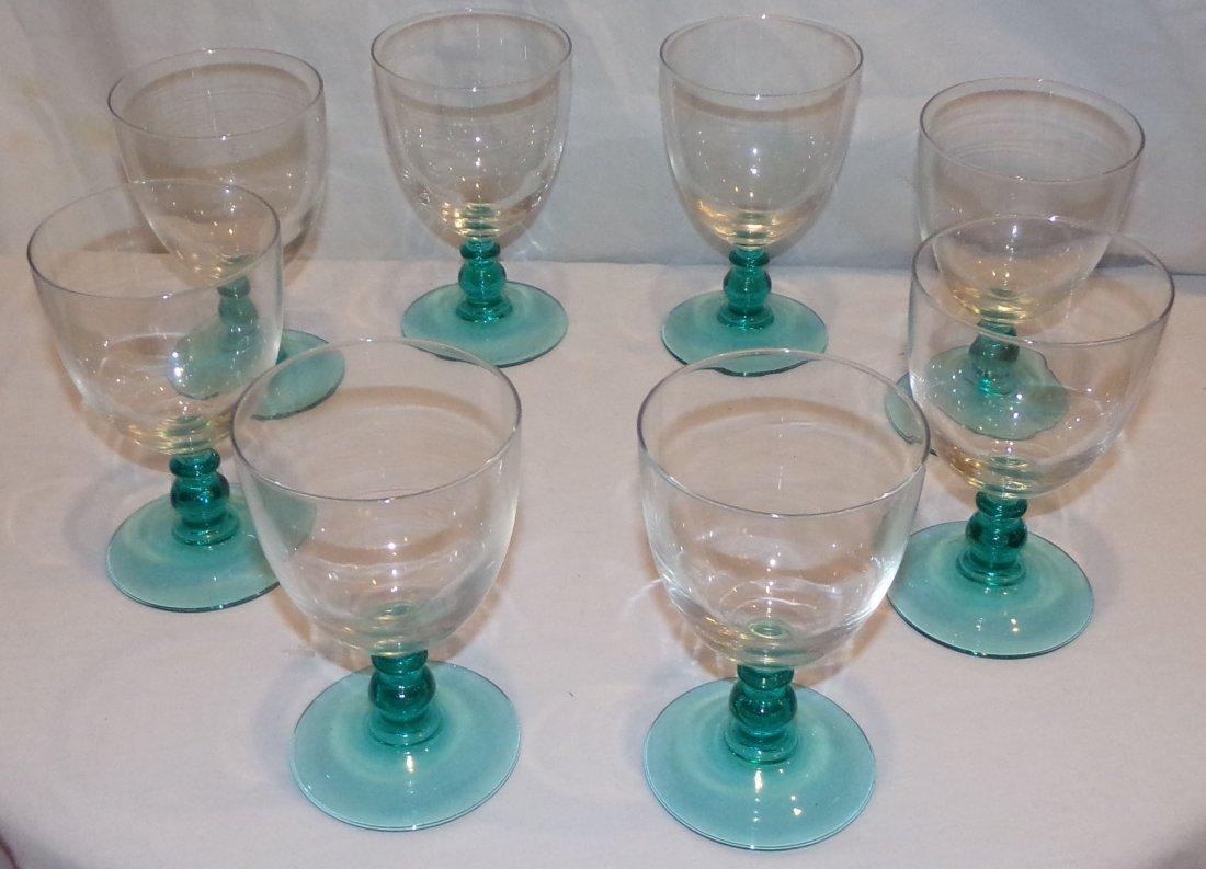 Set/8 Water Goblets