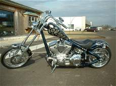 4027: 2005 Swift Bar Chopper - Midnight Blue