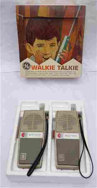 GE WalkieTalkie