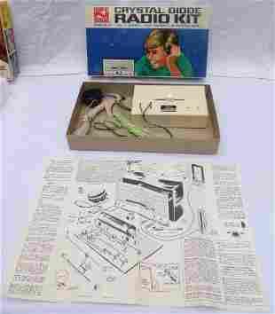 Safe N Sane Crystal Diode Radio Kit