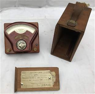 Antique Electrical Instrument