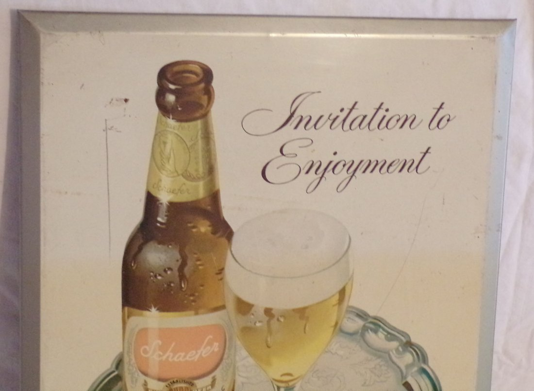 Vintage Metal Advertising Sign - 3
