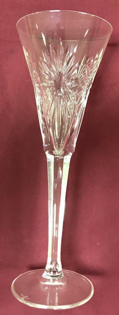 Set of 4 Crystal Goblets - 2