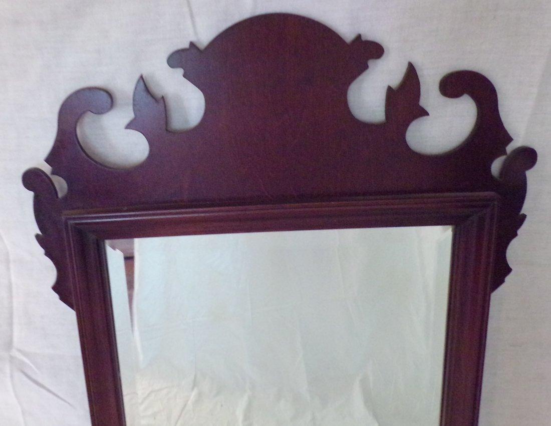 Stylized Fretwork Mirror - 3