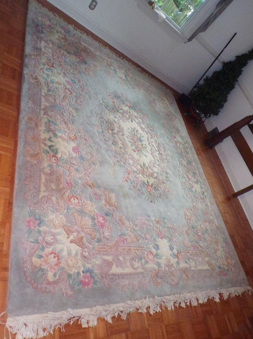 Chinese/India Sculptured Carpet