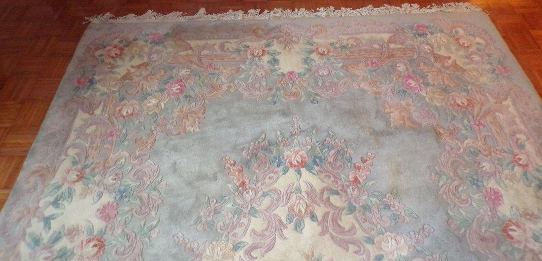 Chinese/India Sculptured Carpet - 3