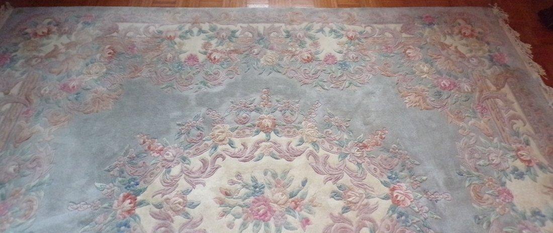 Chinese/India Sculptured Carpet - 4