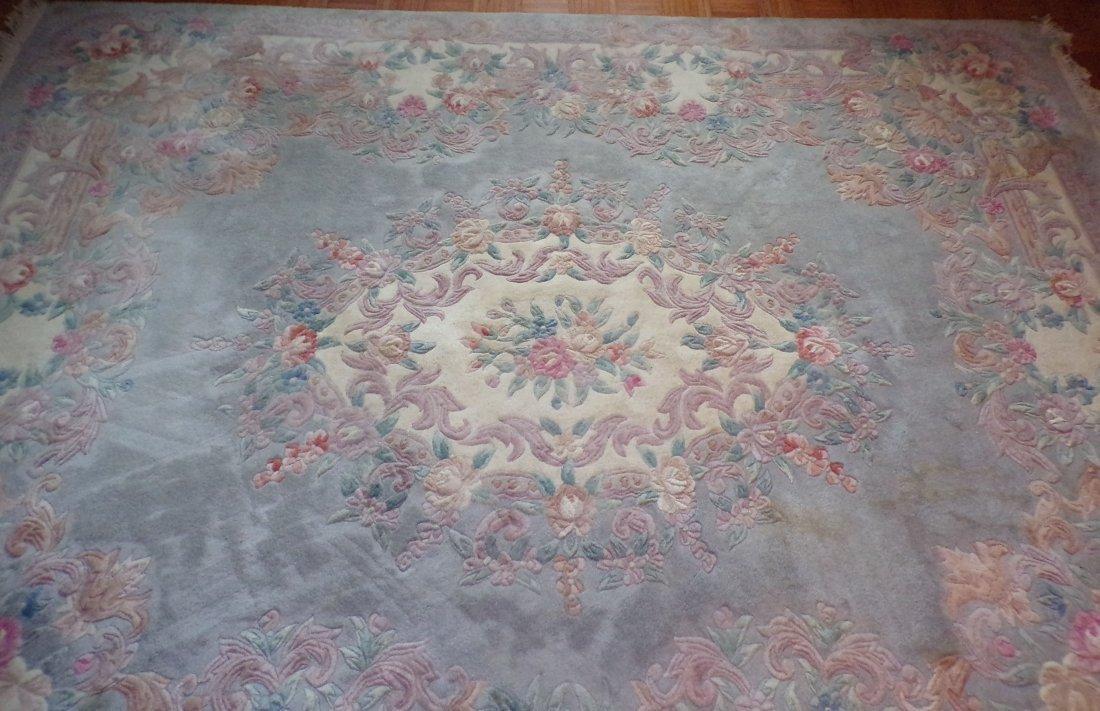 Chinese/India Sculptured Carpet - 5