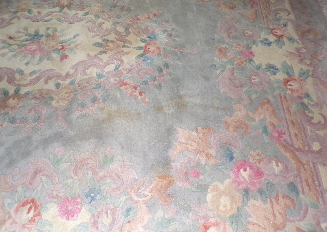 Chinese/India Sculptured Carpet - 6
