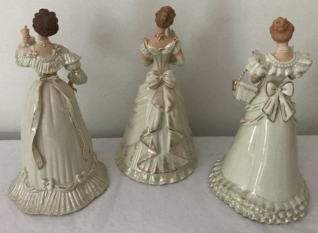 Grouping of 3 Lenox Figurines - 2