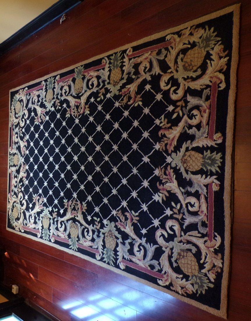 Modern Hooked Carpet