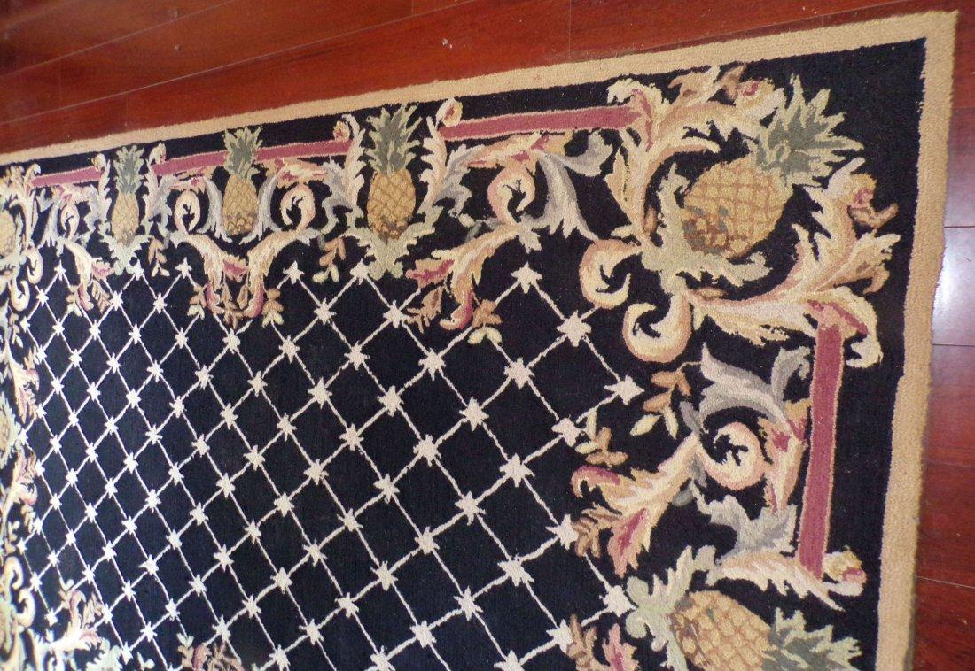 Modern Hooked Carpet - 2