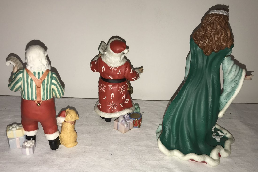 Grouping of 3 Lenox Figurines - 2