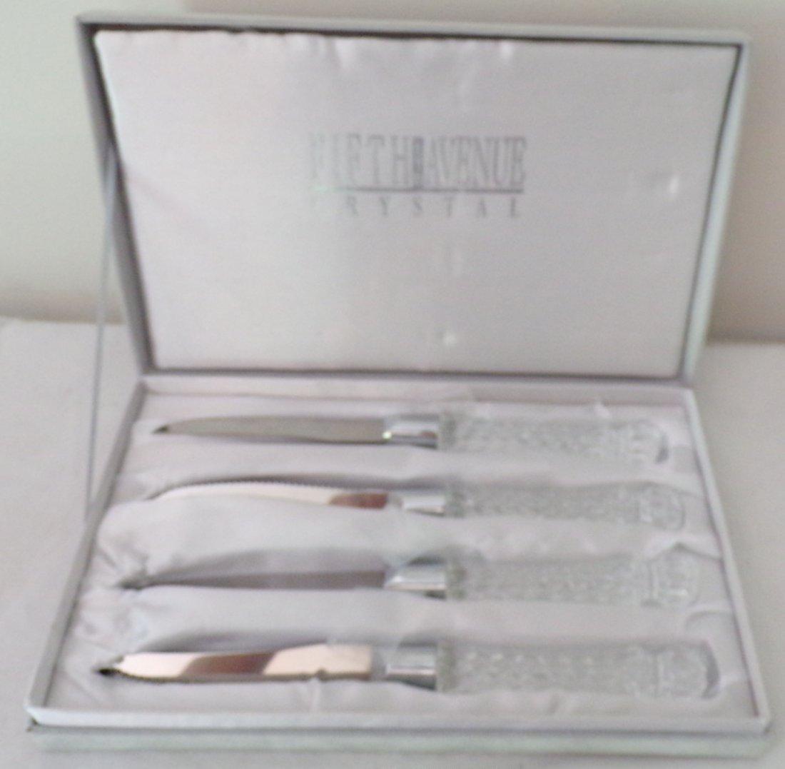 Set of 12 Steak Knives - 4