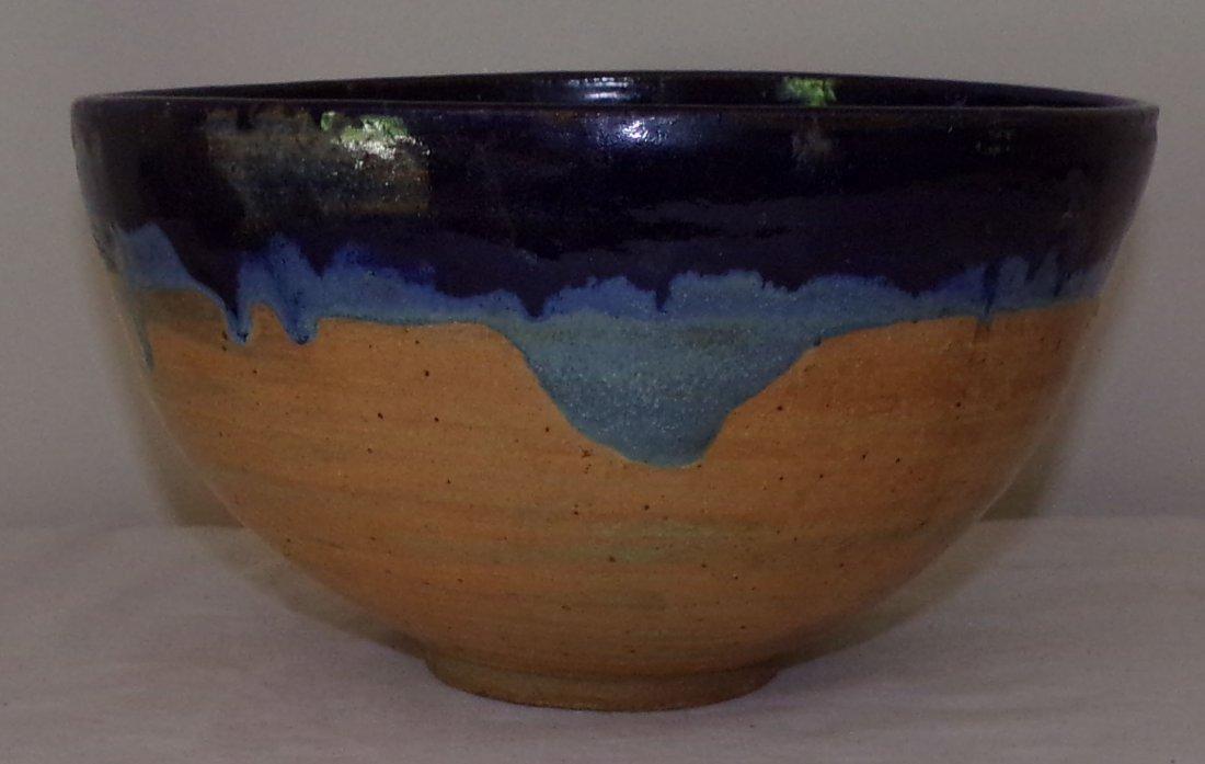 Modern Stoneware Round Bowl - 2