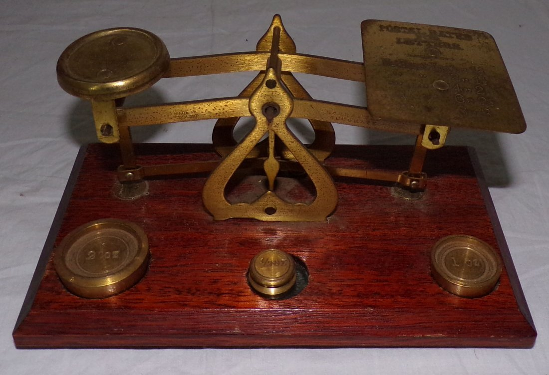Reproduction Small Postal Scale - 2