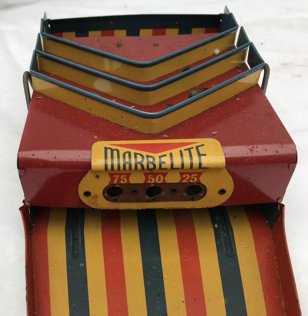 Marbelite Tin Toy - 3
