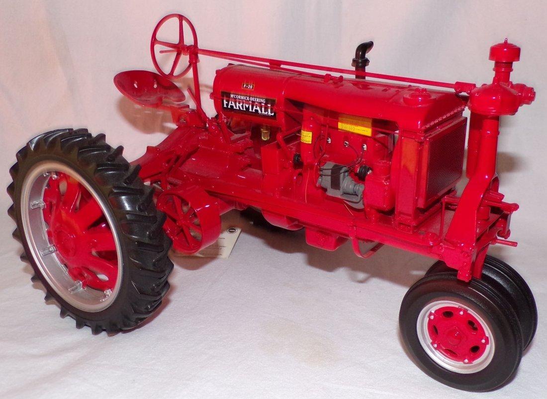 Die Cast Metal Model Tractor