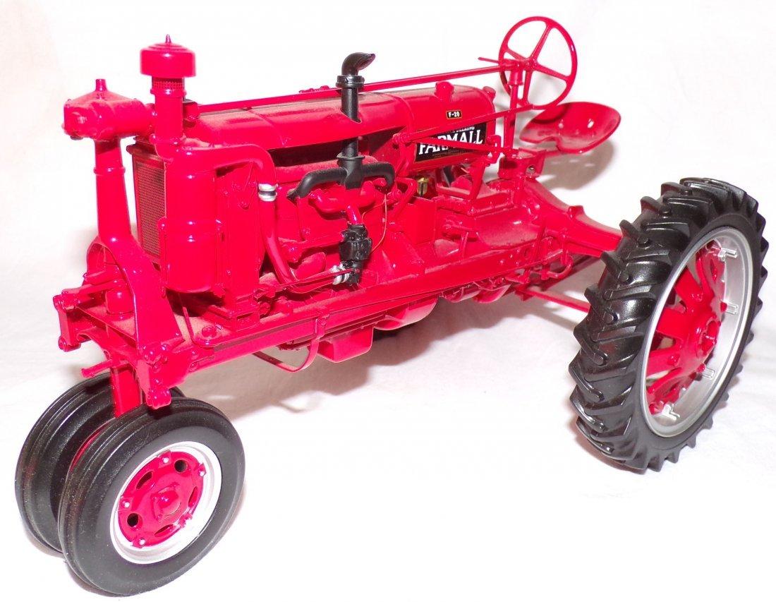 Die Cast Metal Model Tractor - 2