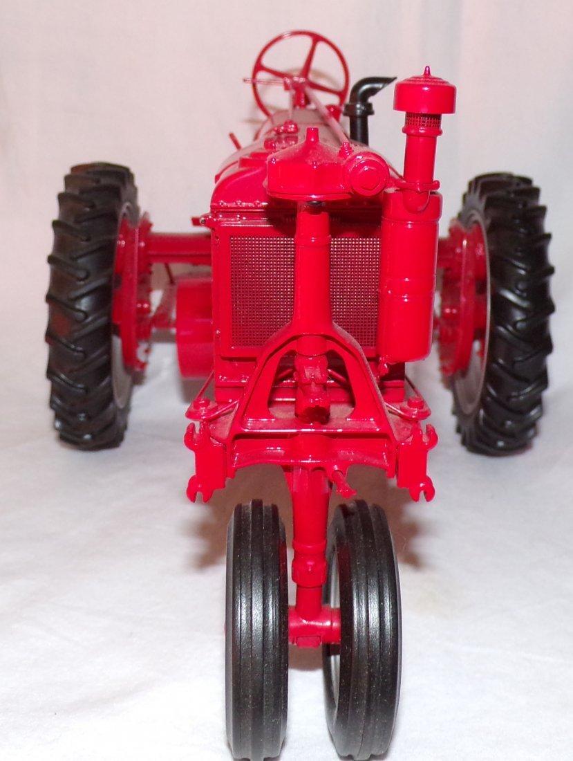 Die Cast Metal Model Tractor - 3