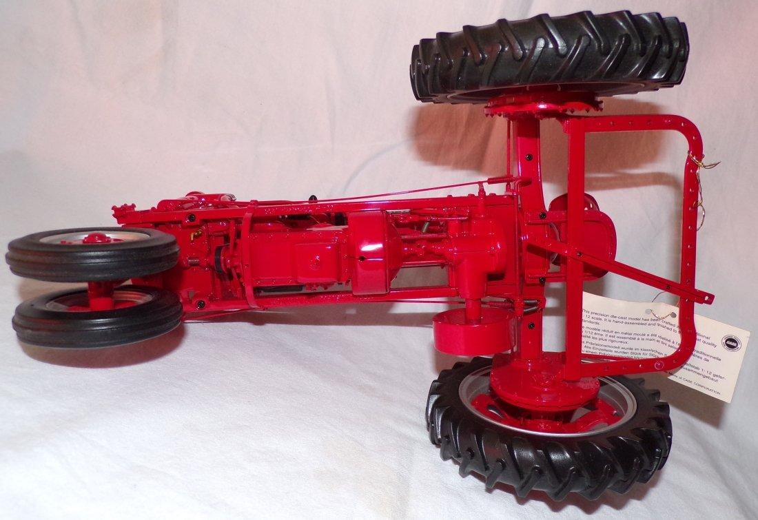 Die Cast Metal Model Tractor - 6