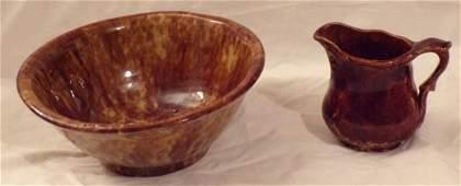 BenningtonRockingham Pottery