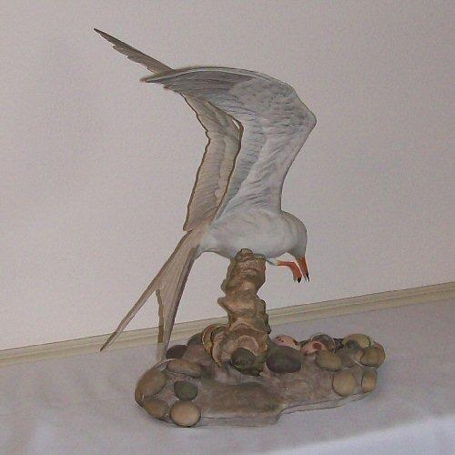 2: Boehm Porcelain - Common Tern #497
