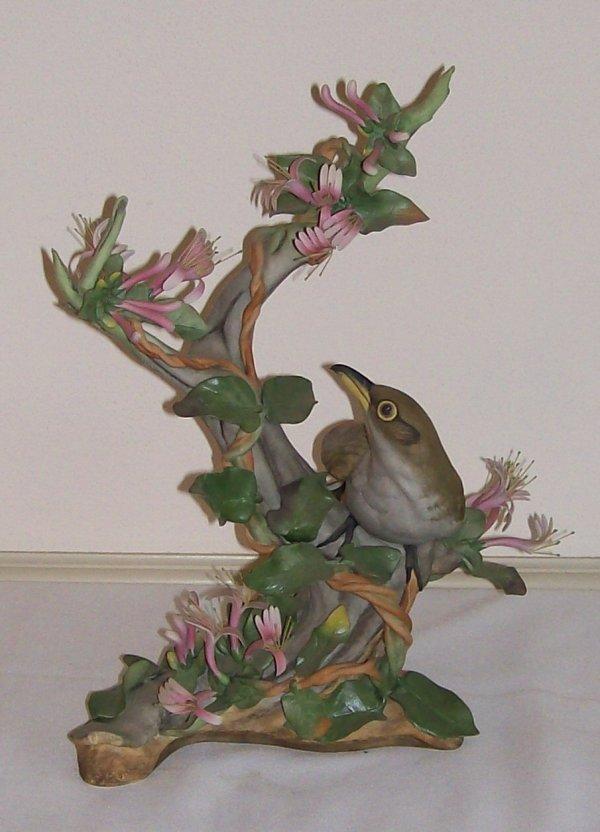 5: Boehm Porcelain - Yellow Billed Cuckoo #400-31