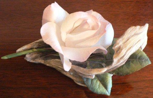 17: Bone China Pale Pink Rose