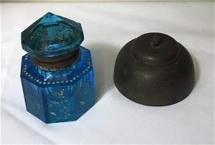 Vintage Inkwells