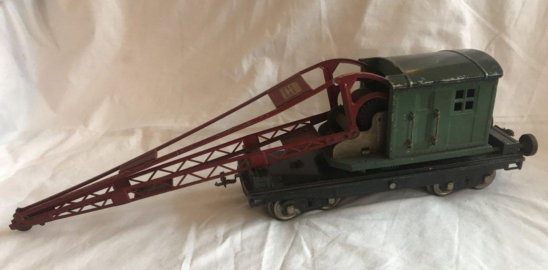 Vintage Lionel Crane Car