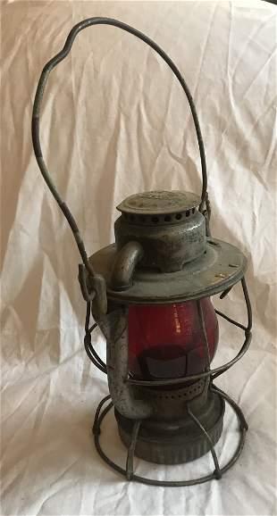 Vintage Dietz Railroad Lantern