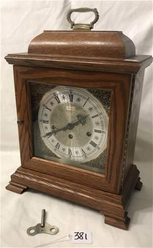 HANDCRAFTED JEWELRY STERLING AND PLATED SILVER CLOCKS