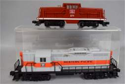Lionel Train Grouping