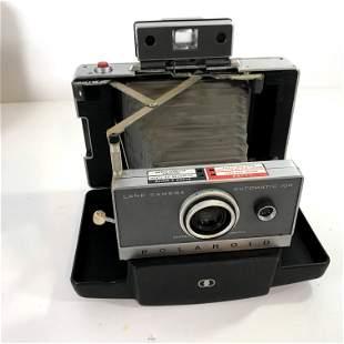 Vintage Polaroid Land Camera Automatic 100 Works