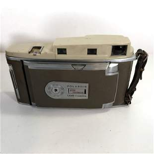 Vintage Polaroid 850 Electric Eye Land Camera Works