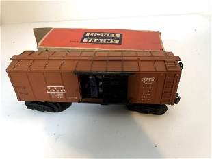 1948 Postwar Lionel 3464 S.F Box car~w/Original Box